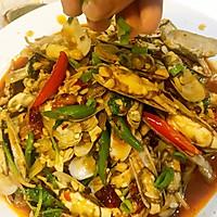 鲜味辣炒蛏子-下酒菜#单挑夏天#的做法图解19
