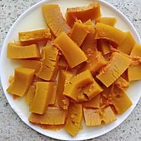 #美食新势力#简单版奶油南瓜汤的做法图解4