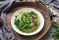 蚝油生菜的做法