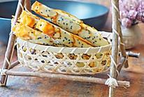 芝麻脆蛋卷#MEYER·焕新厨房,唤醒美味#的做法