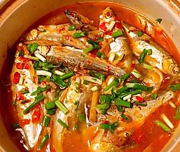 鲜辣小杂鱼煲的做法