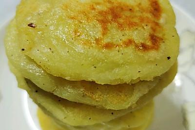 黑椒土豆餅