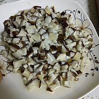 圆白菜香菇素饺子,减肥,健身者的美食的做法图解5