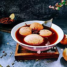#秋天怎么吃#五香茶叶蛋