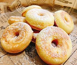 甜甜圈(早餐机版)的做法
