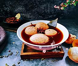 #秋天怎么吃#五香茶叶蛋的做法
