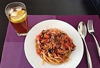香肠pasta的做法