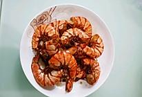 美极虾的做法