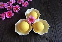 芒果冰淇淋球的做法
