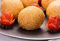 麻球,风靡街头的中华小吃,简单美味!的做法