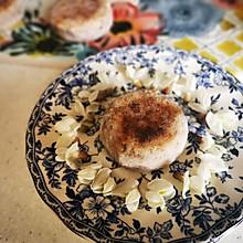 槐花酒酿饼