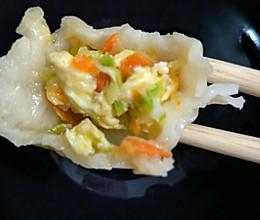 西葫素水饺的做法