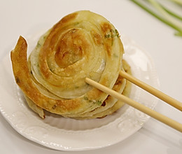 饺子皮手抓饼的做法