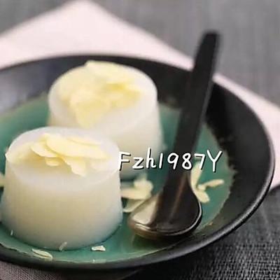 杏仁豆腐~滑嫩香甜