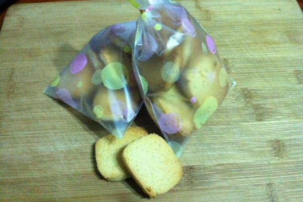 椰蓉酥脆饼的做法