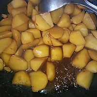 红烧土豆块的做法图解7