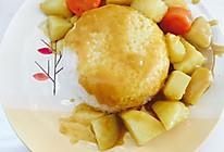 简单粗暴咖喱土豆盖饭的做法