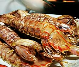 盐焗皮皮虾的做法