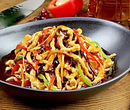鱼香肉丝#金龙鱼外婆乡小榨菜籽油,最强家乡菜#的做法