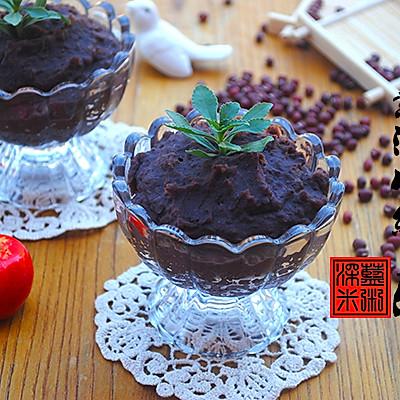 自制红豆沙(健康无油版)