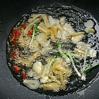 姜葱炒花蟹(梭子蟹)的做法图解4