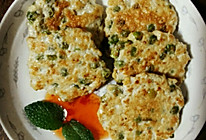 豌豆鸡肉饼+泰国甜辣酱的做法
