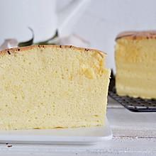 古早味蛋糕—烫面法