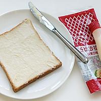 芒果金槍魚三明治的做法圖解3