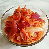 洋葱胡萝卜的做法图解5