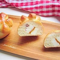 蛋糕卷风车面包