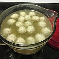 薄荷肉丸汤河粉的做法图解5