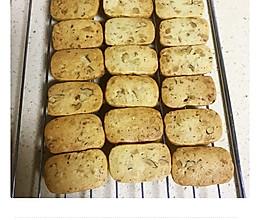 核桃饼干的做法