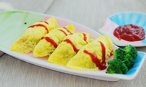 蛋饺两吃的做法
