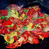 干锅香辣小龙虾的做法图解4