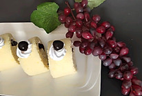 果味蛋糕的做法