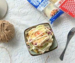 #一起土豆沙拉吧#日式土豆沙拉,好吃到舔盘的做法