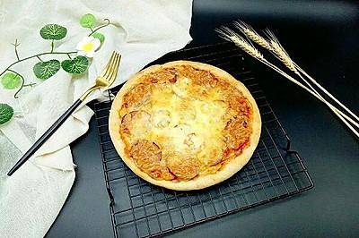 獨家秘方披薩