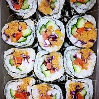 寿司的制作的做法图解11