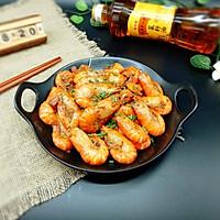 油爆虾#金龙鱼外婆乡小榨菜籽油 最强家乡菜#的做法图解22