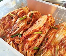 自制韩国辣白菜的做法