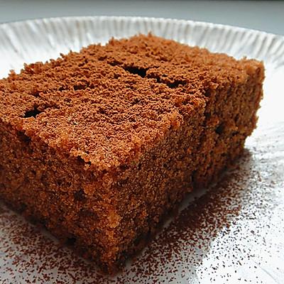 #东菱魔法云面包机之  可可蛋糕