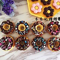 #硬核菜谱制作人#甜甜圈的做法图解13