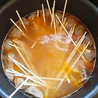 西红柿酸汤肉丸面 #父亲节,给老爸做道菜#的做法图解15