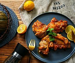 香煎鸡腿排鸡排通用菜谱