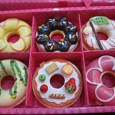 甜甜圈  (萌萌哒)