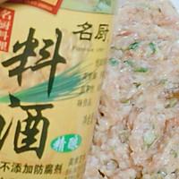 虾仁猪肉香菇 三鲜小馄饨的做法图解4