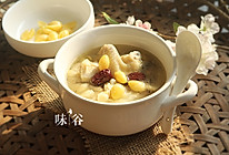 润肺止咳的白果炖鸡汤的做法
