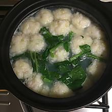 减脂食谱之「龙利鱼丸汤」