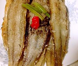 香煎玉秃鱼的做法