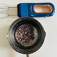 东菱无线打蛋器-空气巧克力的做法图解2